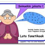 Loto fonetikoak