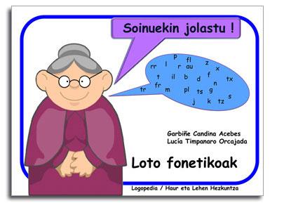 Portada Loto Fonetikoak