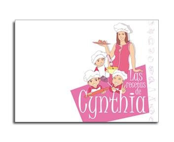 Las recetas de Cynthia portada
