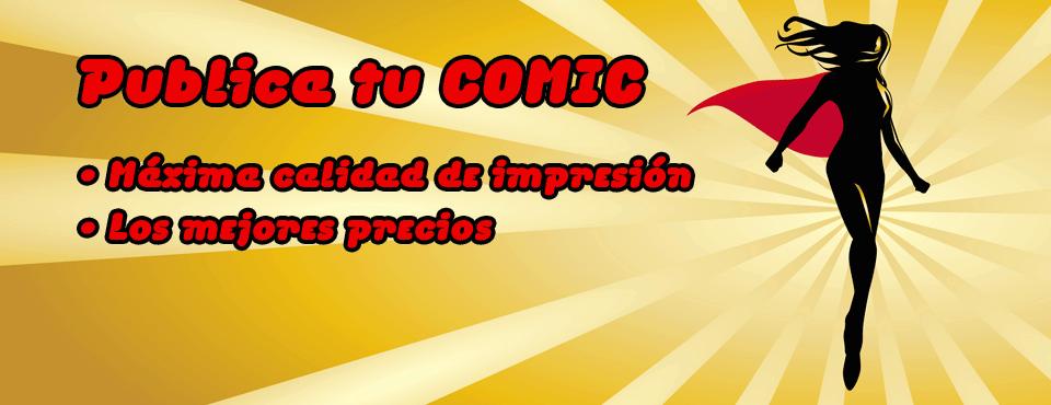 Publicar un Comic