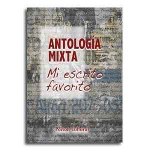 Antologia Mixta mi escrito favorito portada