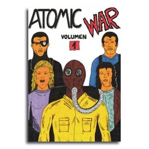 Atomic War portada