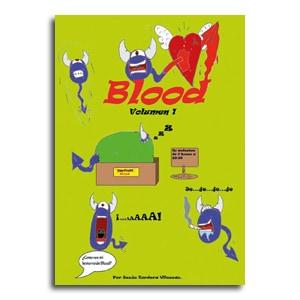 Blood portada