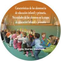 CD Caracteristicas de los alumnos de educacion infantil y primaria caratula