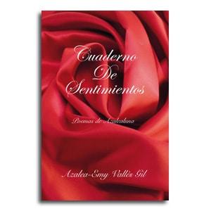 Cuaderno de Sentimientos portada poesía