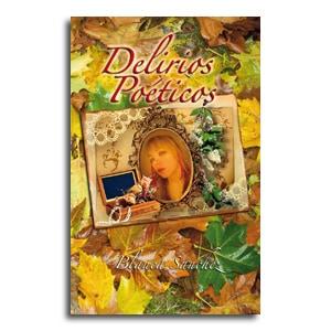 Delirios poeticos Portada libro poesía