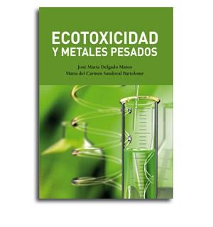 Ecotoxicidad y metales pesados portada libro ciencia