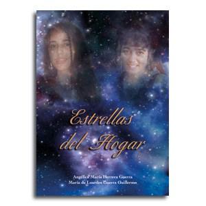 portada libro de poesía estrellas del hogar.
