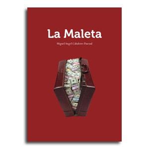 Novela La Maleta portada
