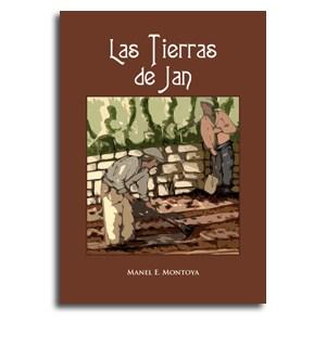 Las Tierras de Jan portada novela
