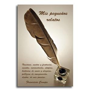 Mis pequenos relatos portada libro poesía