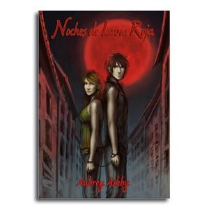 Noches de Luna Roja portada novela