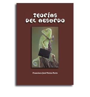 Teorias del absurdo portada libro de ensayo.