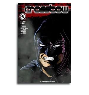 CROSSBOW portada comic