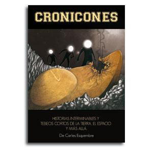 Cronicones portada comic