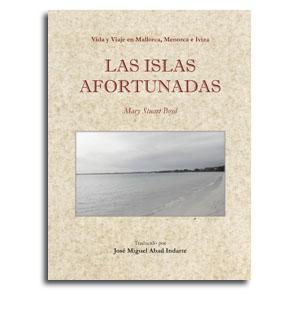 Las islas afortunadas portada libro de viajes