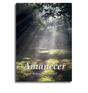 Amanecer portada libro de poesía