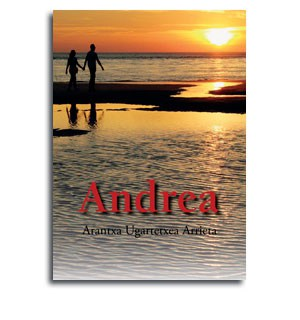 Andrea portada novela