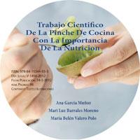 Trabajo cientifico de la pinche de cocina con la importancia de la nutricion