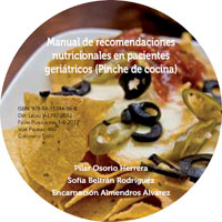 Manual de recomendaciones nutricionales en pacientes geriátricos