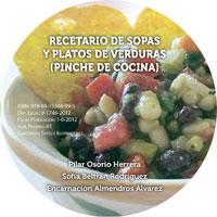 Recetario de Sopas y Platos de Verduras