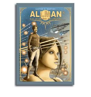 portada comic allman