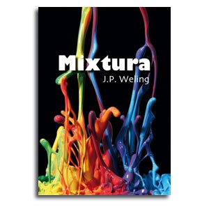 Portada libro relatos Mixtura