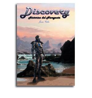 Portada comic discovery