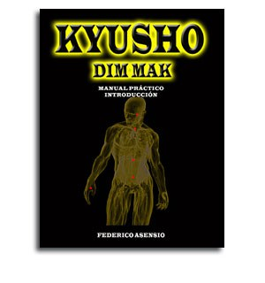 Portada Kyusho dim mak