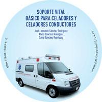 Portada soporte vital básico para celadores