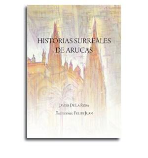 Portada libro Historias surreales de Arucas