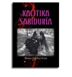 Portada libro Kaotika sabiduria