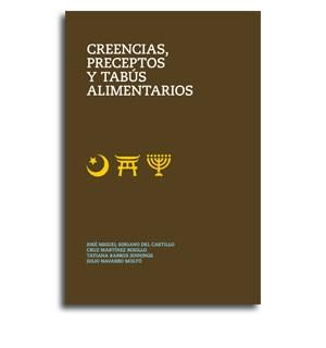 Portada Libro Creencias, preceptos y tabus alimentario
