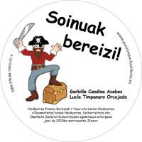 SOINUAK-BEREIZI-Caratula
