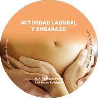 Portada actividad laboral y embarazo