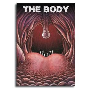 The Body Portada de Comic