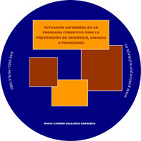 Caratula Publicacion CD Prevencion Anorexia