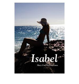Portada libro Isabel con isbn
