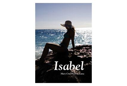 Portada novela Isabel