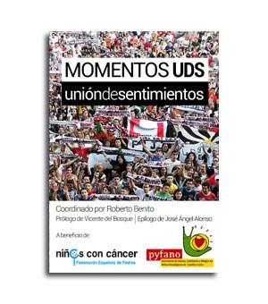 Portada libro Momentos UDS