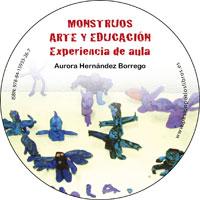 Caratula de CD Monstruos