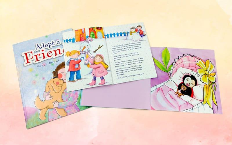 publicar un cuento infantil