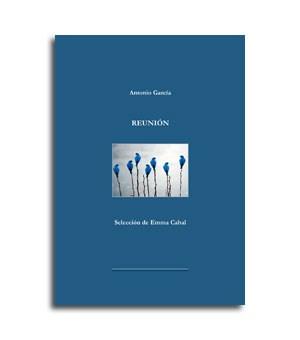 Portada del libro de poemas Reunion