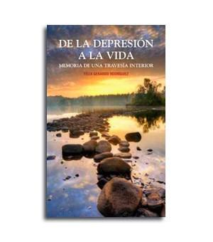 Portada libro de la depresión a la vida
