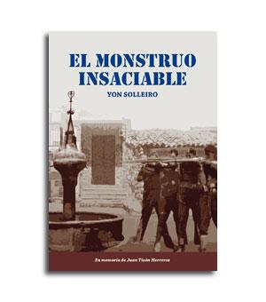 Portada libro El monstruo insaciable