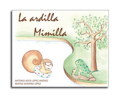 portada del cuento La ardilla Mimilla