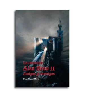 Portada Novela Las Aventuras de Alan Braw II