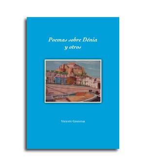 Portada libro de poesía Poemas sobre Denia