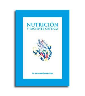 Portada Libro Nutricion y paciente critico