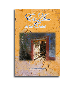 Libro de relatos el alma de las casas